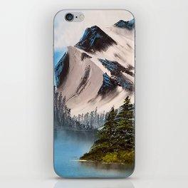 Glacial Peaks iPhone Skin