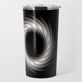 Paper Cut Torus - 01 Travel Mug