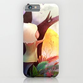 Together In The Sun iPhone Case
