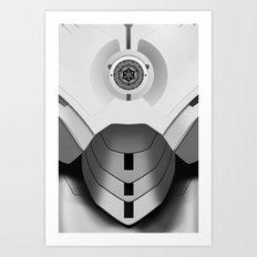 mark vii, new order iron man trooper Art Print