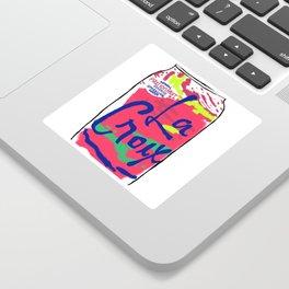 passionfruit La Croix or death Sticker