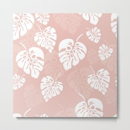 Tropical pattern 005 Metal Print