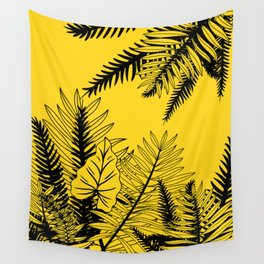 botanical 004 Wall Tapestry