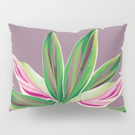 Green over violet Pillow Sham