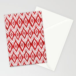 Bohemian Christmas - Ruby Stationery Cards