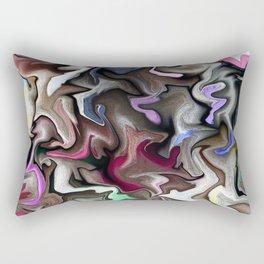 Arezzera Sketch #550 Rectangular Pillow