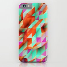 Polygons Sphere Abstract iPhone 6s Slim Case