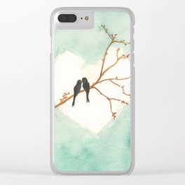 Birdlove Clear iPhone Case