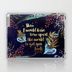 ACOMAF - Torn Apart The World Laptop & iPad Skin