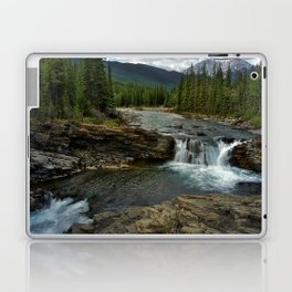 Sheep River Falls Laptop & iPad Skin