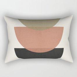 Minimal Abstract Art 22 Rectangular Pillow