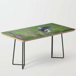 Welcome Heron Coffee Table