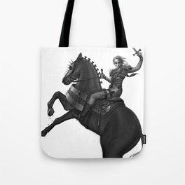 Warior Savage Tote Bag