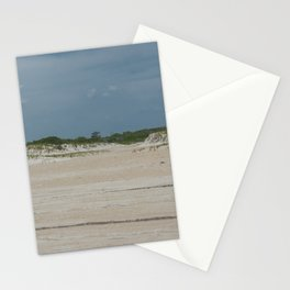 Dunes of Assateague Island (color) Stationery Cards