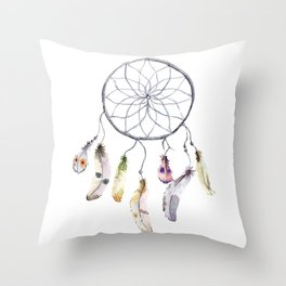 Dream Catcher 2 Throw Pillow