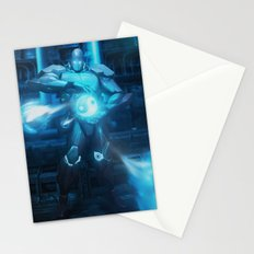 Mecha series // Seth Stationery Cards