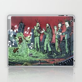 MUTANT PUNK GIG Laptop & iPad Skin