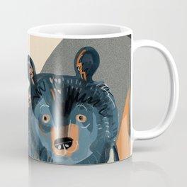 Taiga on fire #5 Coffee Mug