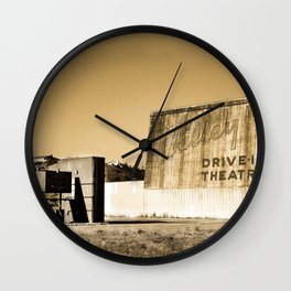 The Valley Theatre Wall Clock