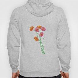Garden flowers Hoody