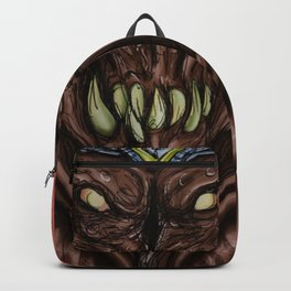 Fire Demon Backpack