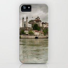 Aarburg iPhone Case