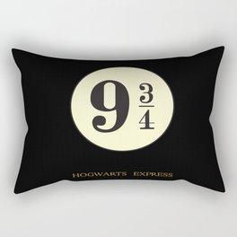 hogwarts express 9 3/4 Rectangular Pillow