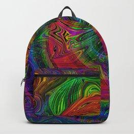 Trippy Glow Backpack