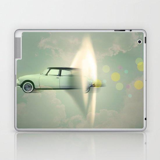 supersonic citroen Laptop & iPad Skin