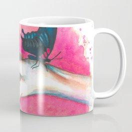 Hand study #1. Butterflies Coffee Mug