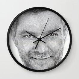 Joshua Jackson ~ Peter Bishop Wall Clock