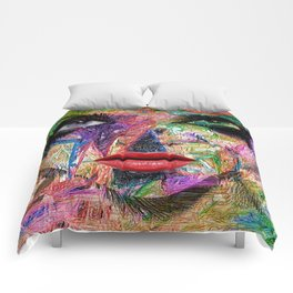 Can't see the forest for the trees Comforters