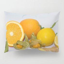 Vitamins II Pillow Sham
