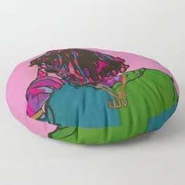 LIL UZI Floor Pillow