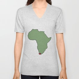Ali Hearts Cape Town Unisex V-Neck