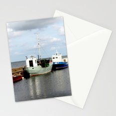 storm is near  Stationery Cards