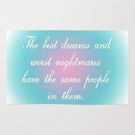 Best Dreams Rug