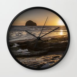 More Hope on the Horizon Wall Clock