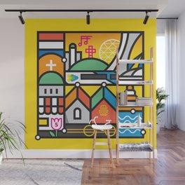 Encore Montreal by Loogart Wall Mural