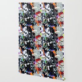 A Mess of Color Wallpaper