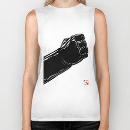 Hand of Doom Biker Tank