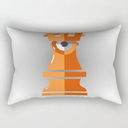 castle[ye] Rectangular Pillow