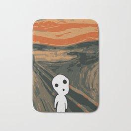 Kodama Scream Bath Mat