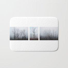 Fog Triptych Bath Mat