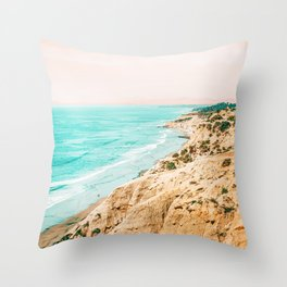 Eden #nature #digitalart #travel Throw Pillow
