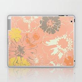 Late Summer Peach Laptop & iPad Skin