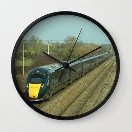 Cogload Express Wall Clock
