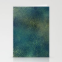 scales Stationery Cards featuring Scales by Simona Sacchi
