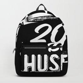 Best Husband Since 2018 Backpack