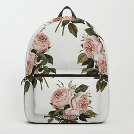 Three English Roses Backpack
